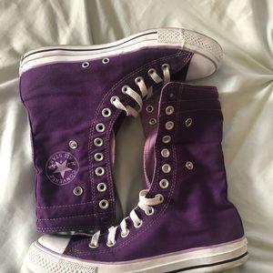 The Converse Chuck Taylor X-Hi-Rise Athletic shoe